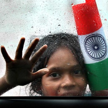 India's poor are left out in the rain