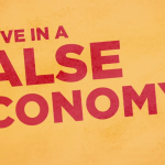 Capitalism is just a story - we live in a false economy