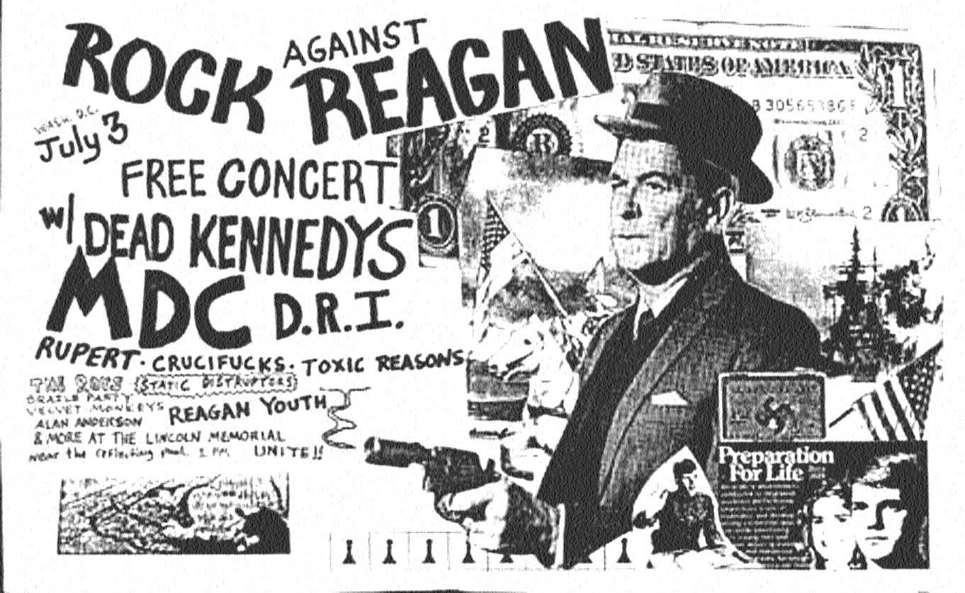 Rock Against Reagan