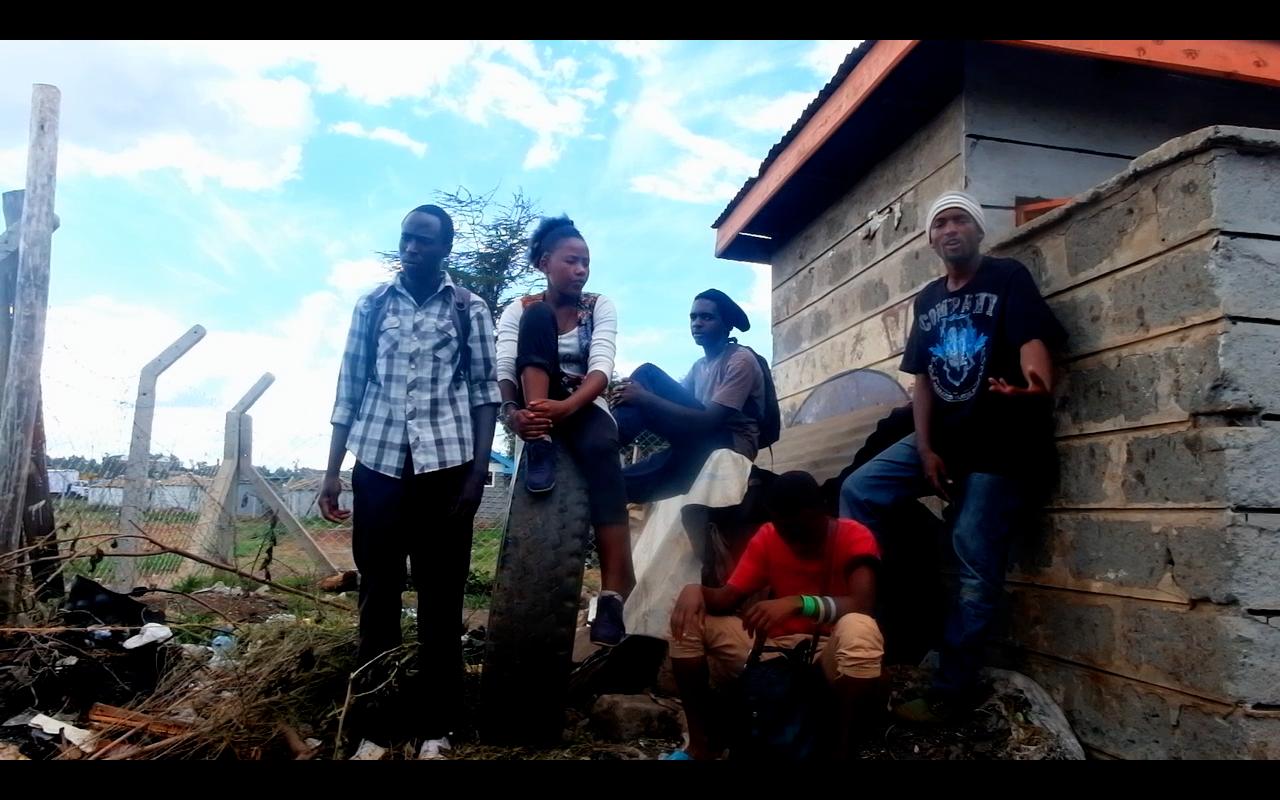 D-Pax in Nairobi