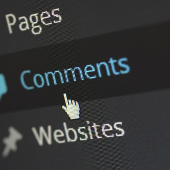 Online comments - how to