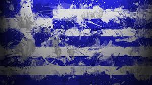 Greek flag HD
