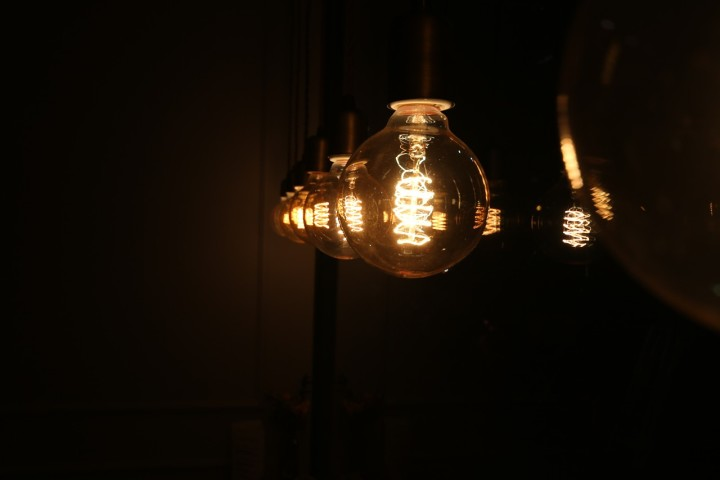 Light bulbs - when it clicked