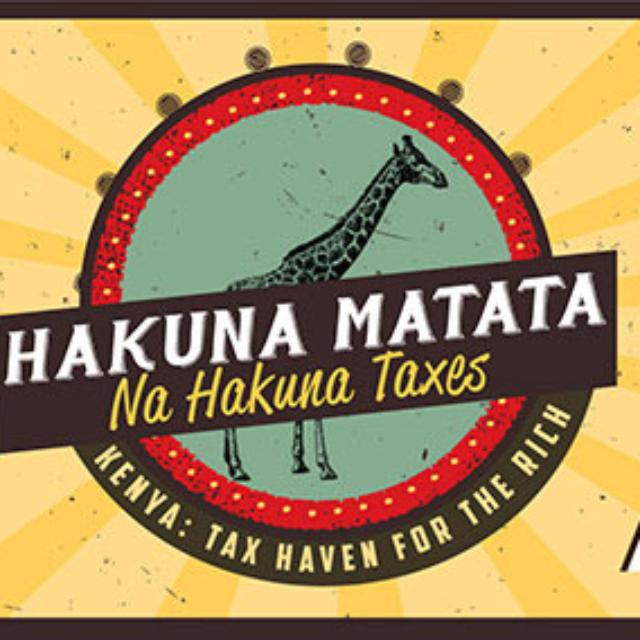 Kenya Unga Tax